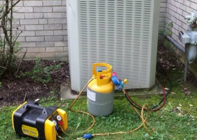 At Sama Services we properly recover all our refrigerant. We want to help ensure a safe environment for all.